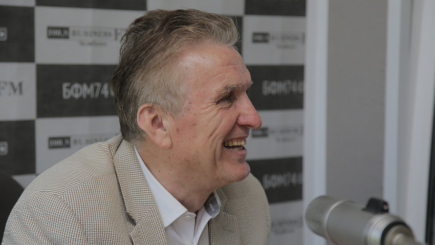 Владимир Богдановский: «Мы очень серьезно готовимся, потому что на «Ночь музеев» приходят люди, которые иначе к нам не пришли бы никогда»