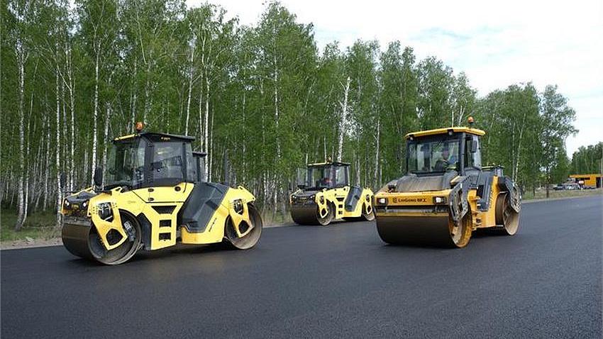 Общественники остались довольны ремонтом дороги Челябинск — Харлуши