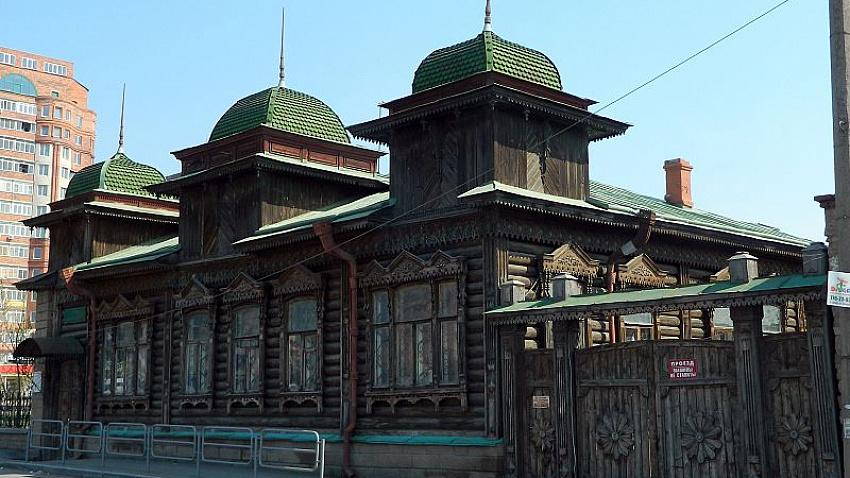 В Челябинске отреставрируют особняк Рябинина