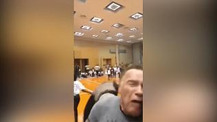 Арнольд Шварценеггер подвергся нападению в ЮАР