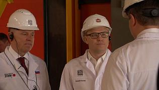 Алексей Текслер принял участие в заседании с союзом промышленников и предпринимателей