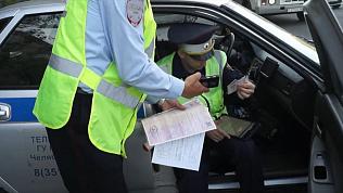 С начала недели автоинспекторы проверяют маршрутки