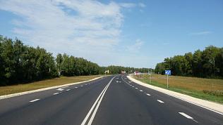 В Челябинской области намерены расширить трассу М5