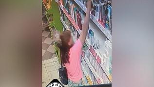 В Магнитогорске женщина вынесла из магазина бытовой химии на несколько тысяч рублей