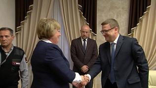 Алексей Текслер выдвинулся на должность губернатора Челябинской области