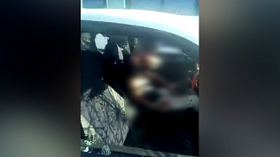 Последствия расстрела мужчины вУфе попали навидео. Кадры18+