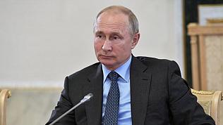 Южноуральцам предлагают задать вопрос президенту РФ