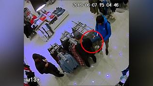 Три парня приехали в Златоуст украсть одежду