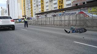 26-летнего пешехода сбили в Челябинске насмерть