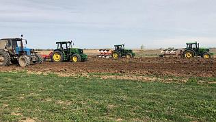 Южноуральские аграрии быстрее всех в УрФО завершили посевную кампанию