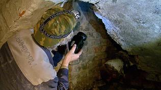 Еще один проход обнаружили в катакомбах театра в Челябинске