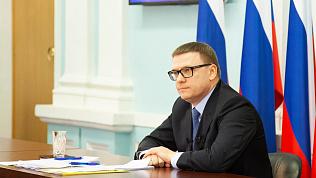 В Челябинской области появились агитационные кубы Алексея Текслера