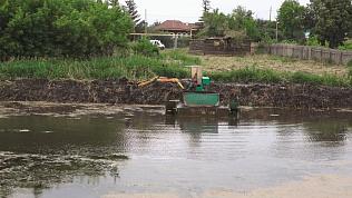 Жители Челябинской области создали аппарат для очистки дна водоемов