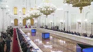 В Кремле прошло заседание по безопасности дорог