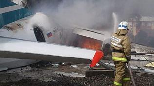 Во время аварийной посадки самолета в Бурятии погибли пилоты