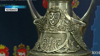 Кубок Гагарина привезли в резиденцию губернатора
