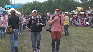 На Солнечной Долине прошел Ильменский фестиваль