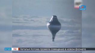 Первое кругосветное путешествие на воздушном шаре