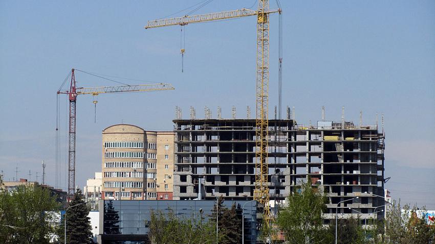 Жилой комплекс «Княжеский» планируют достроить в 2021 году