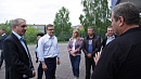 Алексей Текслер посетил с рабочим визитом Кыштым