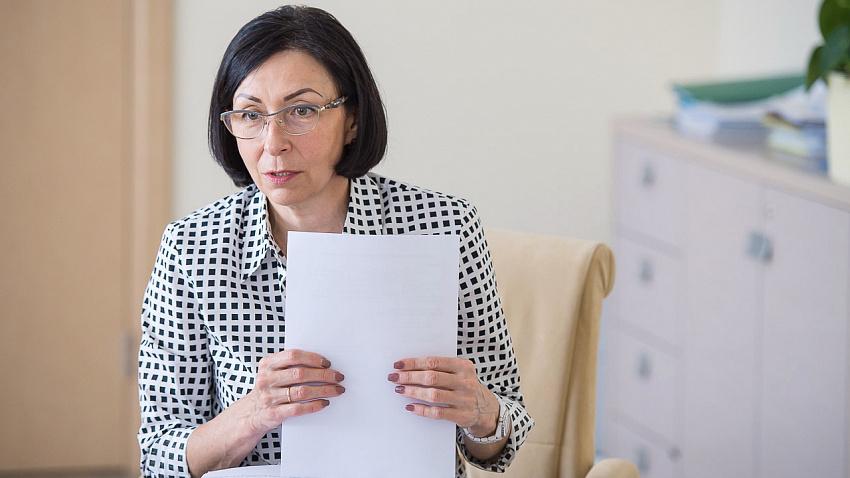 Глава Челябинска раскритиковала коммунальщиков за ямы, которые остаются после ремонта сетей