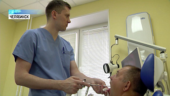 В онкоцентре делают лазерные операции на гортани