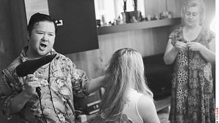 Челябинский парикмахер установил профессиональный рекорд