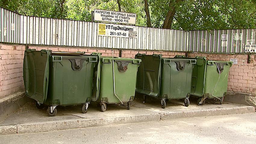 За полгода в Челябинске похитили более 150 мусорных контейнеров