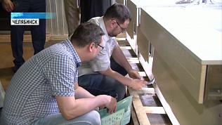Гастрономические витрины будут выпускать в Челябинске