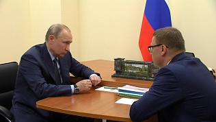Неожиданный для челябинцев итог встречи Владимира Путина и Алексея Текслера