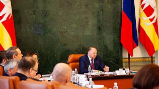 Николай Цуканов с рабочим визитом прибыл в Челябинск