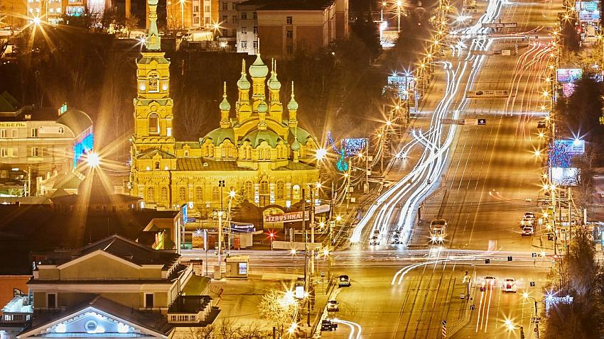 Челябинск попал в топ-5 рейтинга «неспящих» городов