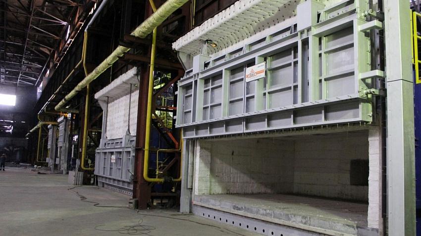 Златоустовский электрометаллургический завод запустит новый кузнечно-прессовый комплекс