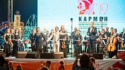 Оркестр челябинского театра выступил сизвестным пианистом