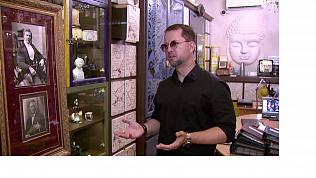 В Челябинской коллекции хранится оригинальный автограф Шаляпина