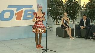 На кастинг проекта «Лица-2» пришла девушка-карусель