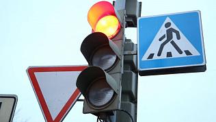 В Челябинске отключили светофоры на нескольких крупных перекрестках