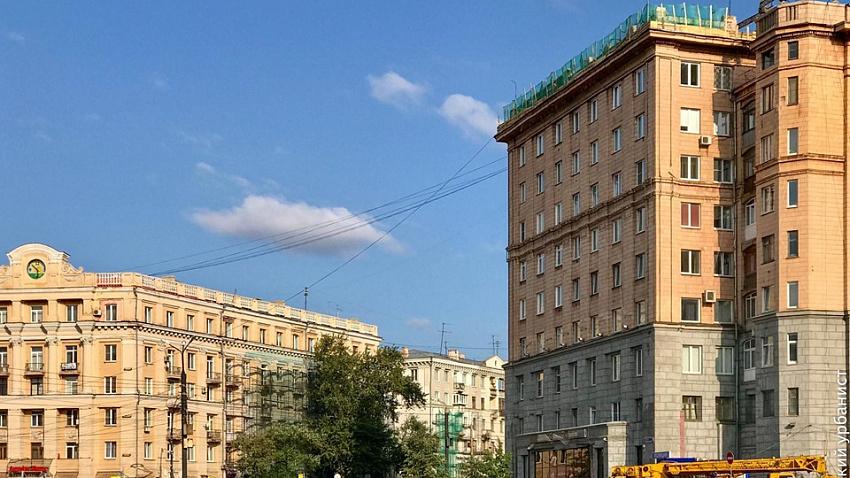 Челябинский регоператор прокомментировал скандальную реконструкцию дома в центре города