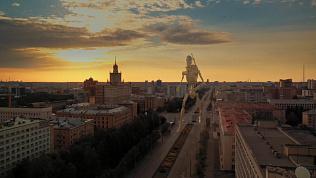 Восстание роботов в Челябинске. ВИДЕО