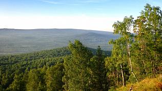 На Южном Урале финансисты покорили древнейшую на планете гору