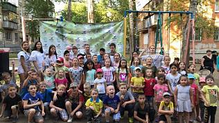 ЧМК продолжает программу озеленения дворов