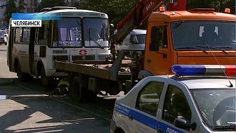 ГИБДД вышла в рейд по нелегальным перевозчикам
