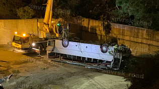 Трое челябинцев погибли в ДТП под Новороссийском