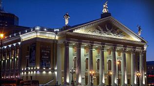 В челябинском театре оперы и балета проводится капитальный ремонт