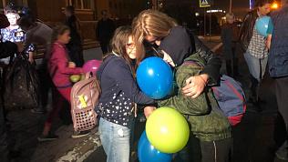 Дети, которые застряли в Саратовской области, вернулись в Челябинск