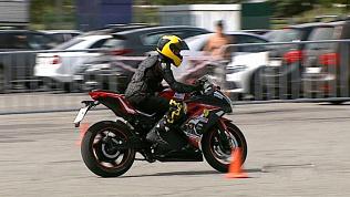 В Челябинске мотоциклисты со всей России показали мастерство
