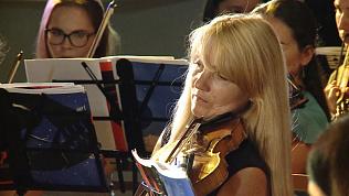 На первой репетиции симфонический оркестр в Челябинске сыграл тему из «Гарри Поттера»
