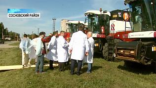 Челябинские аграрии обновят сельскохозяйственную технику