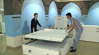 В исторический музей Челябинска прибыли экспонаты из московского Кремля