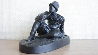 Модельный фонд каслинского завода пополнился редкой статуэткой Евгения Лансере